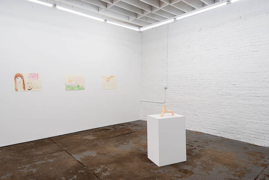 Emilie Gossiaux. Memory of a Body. Mother Gallery. Image Description Forthcoming.